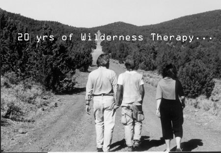 Celebrating 20 Years of Wilderness Therapy