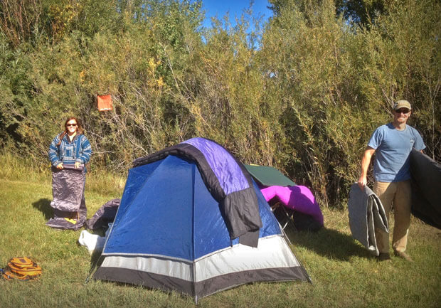 Wilderness Training 2014