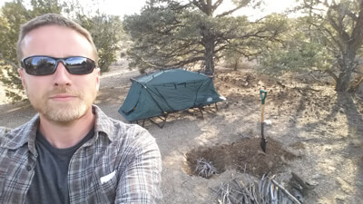 Ron Poole Wilderness Therapist